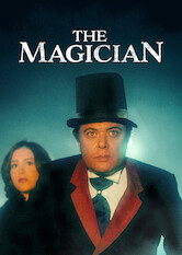 Search netflix The Magician